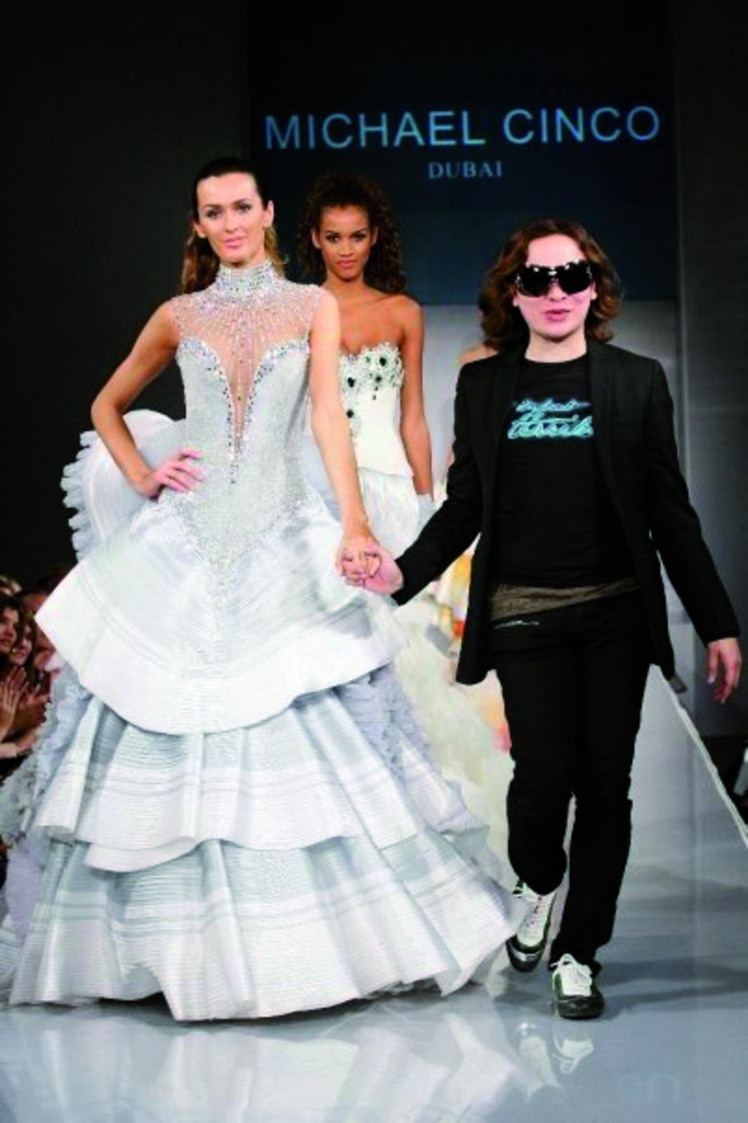 Michael Cinco Fashion Show: The Socialite Observer